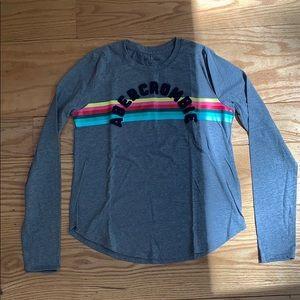 Abercrombie kids Long Sleeve Shirt Size 11-12